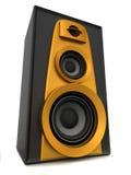 Great loud speakers Royalty Free Stock Photos