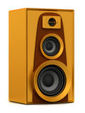 Great loud speakers Stock Photo