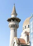 The Great Mahmudiye Mosque Carol I, Constanta, Romania Royalty Free Stock Photo