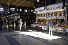 Great Market Hall Royalty Free Stock Photo
