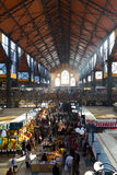 Great Market Hall, Budapest, Hungary Stock Image