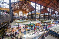Great Market Hall Royalty Free Stock Photography