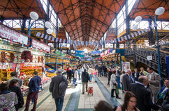 Great Market Hall Stock Images