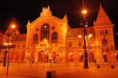 Great Market Hall in Budapest, Hungary Stock Photography