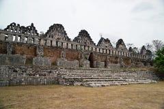 The great mayan city of Uxmal Royalty Free Stock Photos