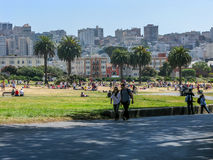 Great Meadow Park, San Francisco Royalty Free Stock Image