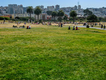 Great Meadow Park, San Francisco Stock Photography