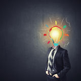 Great mentality Stock Images