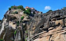 Great Meteor Monastery, Greece Stock Images