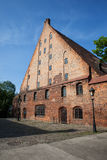 Great Mill in Gdansk Stock Images