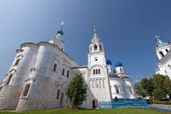 Great monasteries of Russia. Bogolubovo Royalty Free Stock Image