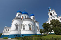 Great monasteries of Russia. Bogolubovo Royalty Free Stock Photography