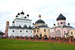 Great monasteries of Russia. Davidova pustyn. Summer Royalty Free Stock Images