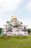 Great monasteries of Russia. Istra Stock Images
