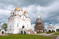 Great monasteries of Russia. Mozhaysk Stock Image