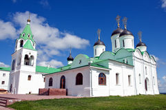 Great monasteries of Russia. Murom Royalty Free Stock Photography
