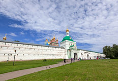 Great monasteries of Russia. Sergiev Posad Stock Images