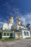 Great monasteries of Russia. Sergiev Posad Royalty Free Stock Photography