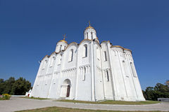 Great monasteries of Russia. Vladimir Stock Image