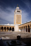 Great mosque. In capital town of Tunisia Stock Photo