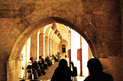 Great Mosque of Aleppo - Syria Stock Photography