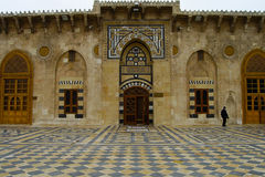 The Great Mosque of Aleppo 2010 - Syria Stock Images