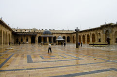The Great Mosque of Aleppo 2010 - Syria Stock Photography