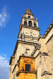 Great Mosque, bell tower, Cordoba, Spain Royalty Free Stock Photography