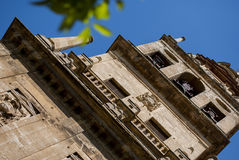 Great Mosque, bell tower, Cordoba, Spain Royalty Free Stock Photo