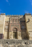 Great Mosque of Cordoba, Andalusia, Spain Royalty Free Stock Images