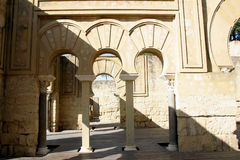 The Great Mosque of Cordoba Stock Photos