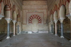 The Great Mosque of Cordoba Stock Photography