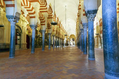 The Great Mosque of Cordoba Royalty Free Stock Photo
