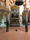 The Great Mosque, Cordoba Cordoba Province Spain Stock Images