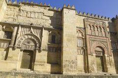 The Great Mosque in Cordoba, Spain. Stock Photo