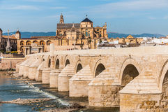 Great Mosque of Cordoba Royalty Free Stock Photos