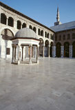 Great Mosque of Damascus Stock Photo