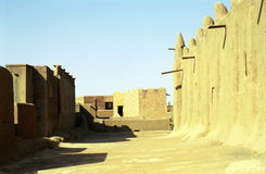 The Great Mosque, Djenne, Mali Stock Image