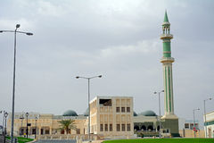Great Mosque, Doha, Qatar stock images