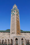 Great Mosque Hassan II in Casablanca Stock Image