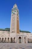 Great Mosque Hassan II in Casablanca Stock Photos