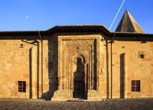 Great Mosque and Hospital of Divrigi royalty free stock photos