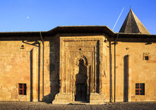 Great Mosque and Hospital of Divrigi Stock Photography