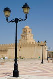 Great Mosque Of Kairouan Stock Photo