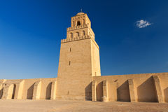 Great Mosque of Kairouan Royalty Free Stock Image