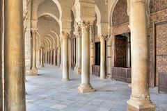 Great Mosque in Kairouan Stock Images