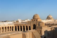 Great Mosque of Kairouan Stock Photos