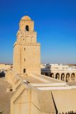 Great Mosque of Kairouan Stock Photography