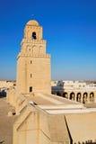 Great Mosque of Kairouan Stock Photography