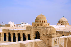 Great Mosque of Kairouan. Tunisia, africa Royalty Free Stock Images